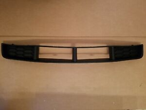 Fits 2005 2009 Mustang Gt 4 6 Front Bumper Cover Lower Bottom Black Grille New