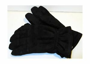 Size Medium Black Firefighter Heavy Duty Work Gloves Nfpa Rated