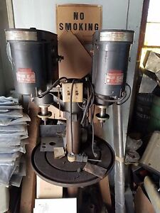 Dumore Drill Series 24 Heavy Duty Machinery