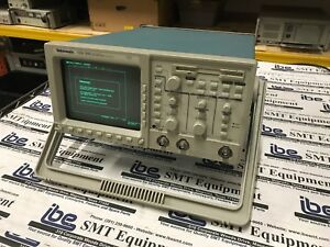Tektronix Tds 360 2 Channel Real Time Oscilloscope 200 Mhz 1 Gs s