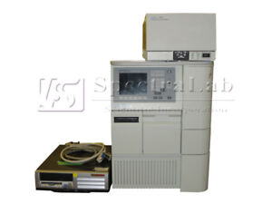 Waters Alliance 2695 Hplc System With Waters 996 Pda 2487 Uv