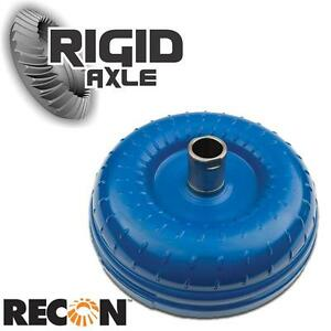 Hd 1300 1500 Stall 13 Recon Oem Torque Converter Turbo Th400 Transmission 6 Pad