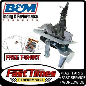B m 81002 87 93 Mustang Hammer Console Automatic Ratchet Shifter Aod Aode Trans