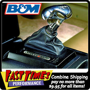 B M Mustang 1994 2000 Console Hammer Automatic Aode Transmission Ratchet Shifter