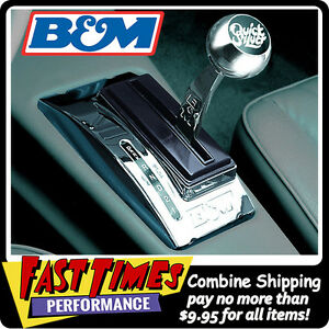 B M 1973 81 Camaro 70 81 Firebird Quicksilver Automatic Console Ratchet Shifter