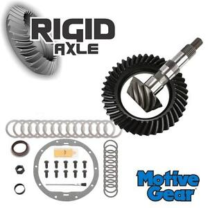 Gm Chevy 8 6 10 Bolt 4 11 Ratio Motive Ring And Pinion Gear Set W Install Kit