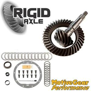 Motive Performance 4 10 Ring And Pinion Gear Set W Install Kit Gm 8 6 10 Bolt