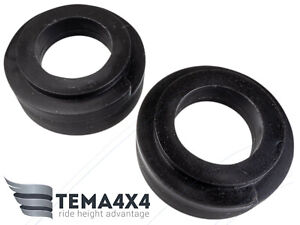 Rear Coil Spacers 30mm For Ssangyong Actyon Istana Korando Kyron Musso Rexton