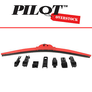 Pilot Automotive Windshield Wiper Replacement 22 Red Beam Blade Us Seller