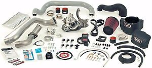 Banks Turbo System 03 04 Jeep 4 0l Wrangler 66hp