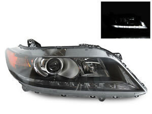 Right Side Replacement Headlight Fits 2013 14 15 Honda Accord 2d Coupe V6 3 5l