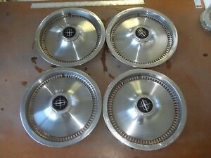 Lincoln Town Car Hubcap Rim Wheel Cover Hub Cap 75 76 77 78 79 80 81 15 Oem 738