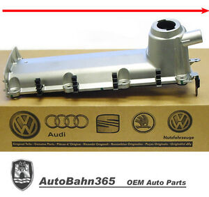 New Genuine Oem Vw Valve Cover 2 0 Jetta sedan 2011 15 With Gas Non turbo Engine