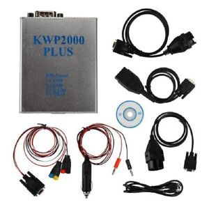 Kwp2000 Plus Ecu Flasher Eeprom Chip Tuning Programming Reader Obd Obd2 Tool Kit