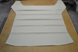 1963 63 Mercury Meteor Hardtop Off White Headliner Usa Made Top Quality