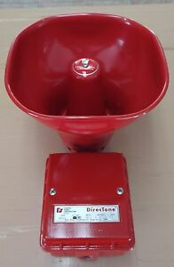 Federal Signal 955r 70v 15w Directone Audible Speaker