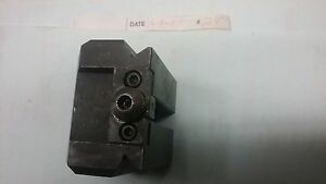 Brown And Sharpe Boring Tool Head 1 Tool Opening