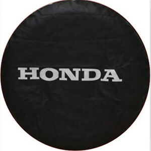 Spare Tire Cover 14inch Fit For Honda Crv Wheel Tire Cover Pvc Leather New