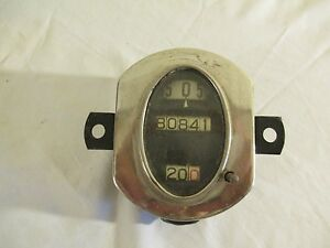 Vintage Ford Model A Speedometer Made In Usa