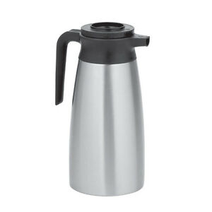 Bunn Zojirushi Commercial Thermal Pitcher Stainless Steel 1 9 L 64oz d1