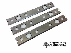 6 Inch Jointer Blades Quick Set Knives For Powermatic 54a Replaces 708801dx