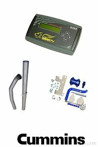 Smarty Jr Me Tuner Dpf Egr Delete Kit Flo Pro Fits 2007 5 2012 Dodge Cummins 6 7