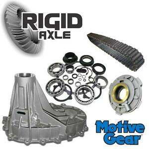 Np263xhd Nv263xhd New Process Transfer Case Half Rebuild Kit With Chain And Pump