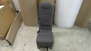 2011 2017 Honda Odyssey 2nd Row Middle Center Jump Seat Truffle Nh767l Oem