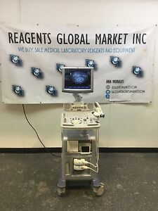 Ge Logiq P5 2013 Ultrasound Convex Volumetric Probe Endocavity Transducer