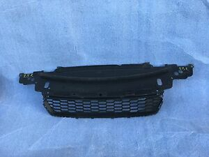 2013 2014 2015 Honda Accord Front Bumper Lower Grille Oem