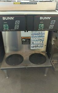 Bunn Coffee Brewer Dual