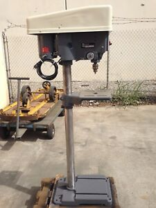 Rockwell Drill Press 15 091 115 Volts 1 2 Hp