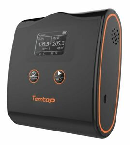 Temtop Lkc 20t Particle Air Quality Monitor Detector Pm2 5 Pm10 Tester Lcd