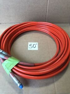 Twinline Hydraulic Hose And Fittings Parker Hose Rescue Tool Twinline 50 Ft
