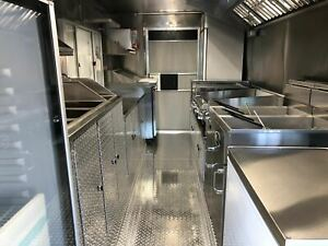 Custom Food Trucks For Sale All Kitchens Made To Order