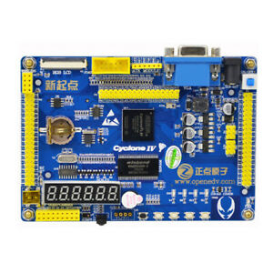 Altera Fpga Cyclone Iv Ep4ce6 Development Board Kit