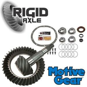 3 73 Motive Ring And Pinion Gear Set Bearing Kit Late Dodge Jeep 8 25 10 Bolt