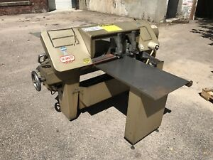Kalamazoo 9 X 13 Horizontal Metal Cutting Band Saw Model H9awv