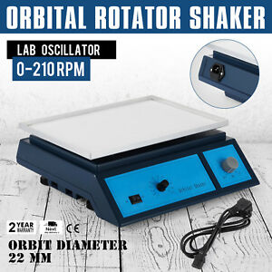 Lab Oscillator Orbital Rotator Shaker Platform Hospital Use Variable Speed
