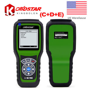 Obdstar X100 Pros C d e For Auto Immo Programmer Immobilizer mileage Correction