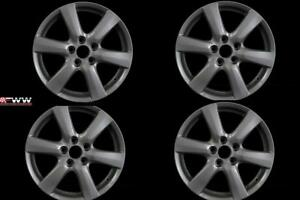 Toyota Rav4 17 2006 2007 2008 06 07 08 Factory Oem Rim Wheel Set Of 4