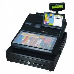 Sam4s Sps 520 Ft Cash Register New
