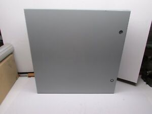 Hoffman Csd24248 Electrical Enclosure Panel Box With Cp2424