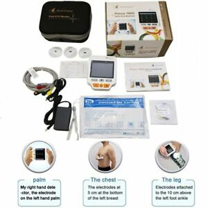 Heal Force Prince 180d Portable Ecg Monitor Lcd Heart Detector Electrocardiogram