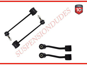 4pc Front rear Sway Bar Links 2008 2012 Jeep Liberty 2007 2011 Dodge Nitro