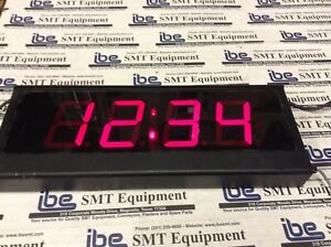 Edi Electronic Display Digital Sign Ed406 104 4dn1 120vac