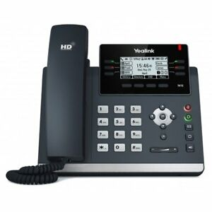 Yealink Sip t41s Ultra elegant Ip Phone 2 7 Display Optima Hd Voice
