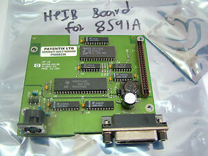 Hp 08590 60108 Hpib Board For 859x