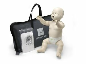 Infant Training Manikin Monitor Tone Professional Cpr Student School Mannequin