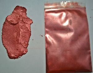 25g Kustom Candy Shimmer Maroon Pigment Pearl Dupont Ppg Hok Acrylic Auto Paint